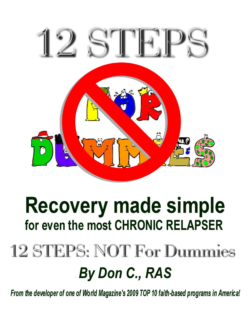 12 STEPS: NOT FOR DUMMIES
